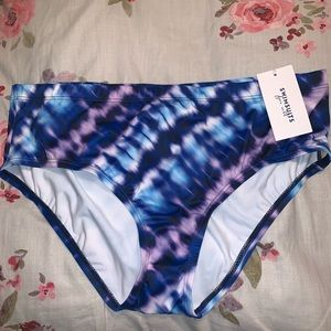 Swimsuits For All Tie-Dye bottoms